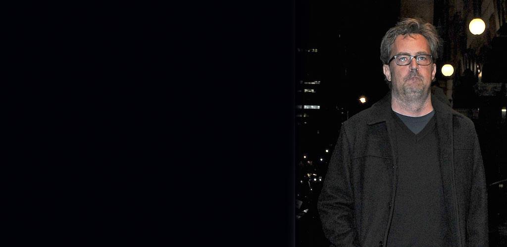 Matthew Perry Dazed In London H