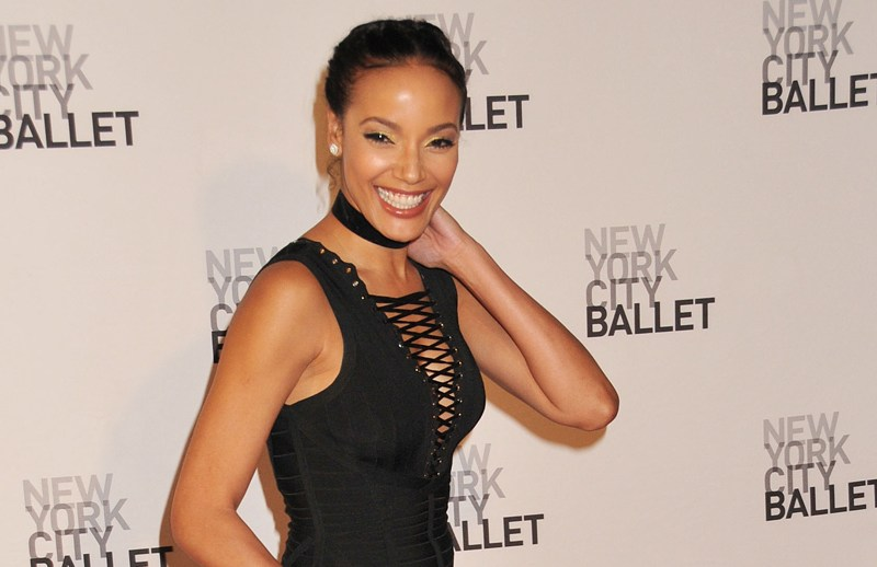 New York City Ballet's Spring Gala at the David H. Koch Theater at Lincoln Center.   Pictured: Selita Ebanks Ref: SPL1275947  040516   Picture by: Demis Maryannakis / Splash News  Splash News and Pictures Los Angeles:	310-821-2666 New York:	212-619-2666 London:	870-934-2666 photodesk@splashnews.com