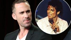 Michael Jackson TV Movie With Joseph Fiennes