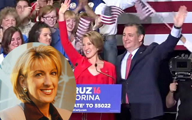 Carly Fiorina Plastic Surgery FF