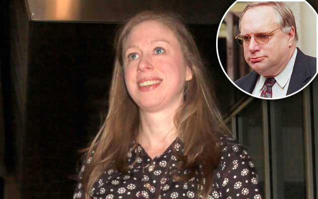 Chelsea Clinton Pregnant Webster Hubbell F