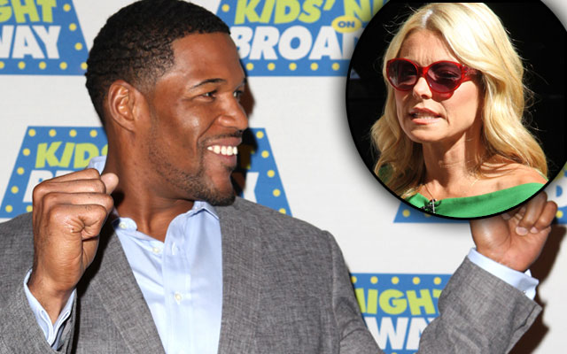 kelly ripa michael strahan feud F