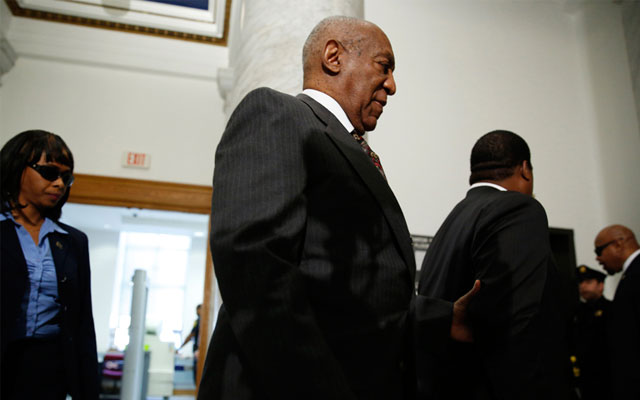 bill cosby rape trial F