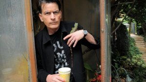 Charlie Sheen HIV — He Thinks Breast Milk Is Treatment