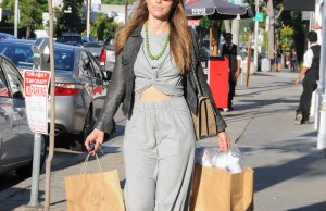 Jessica Biel is seen in Los Angeles, California.  Pictured: Jessica Biel Ref: SPL1326115  270716   Picture by: BG002/Bauergriffin.com