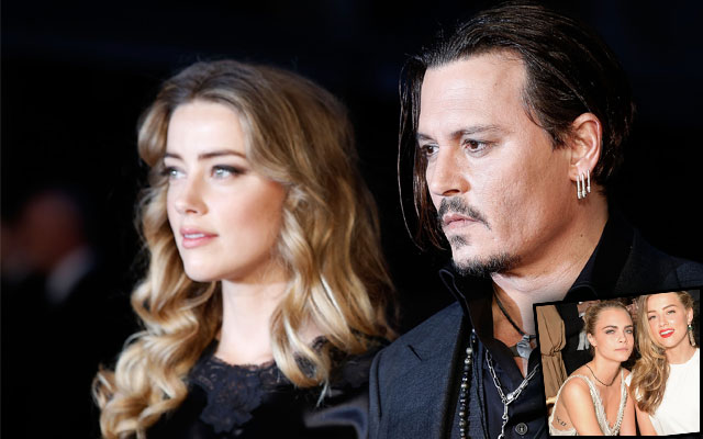 johnny depp amber heard divorce other women F