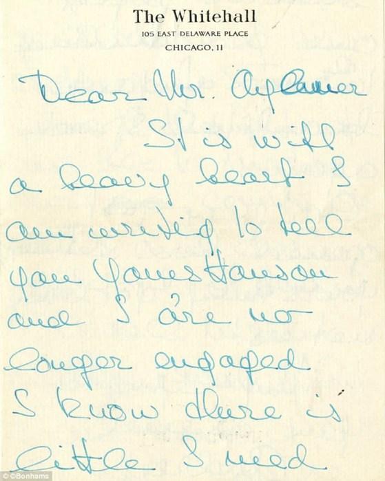 audrey hepburn love life letters 3