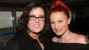 rosie odonnell runaway daughter feud pothead scandal