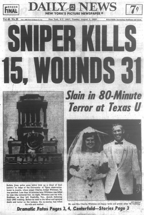 charles whitman texas sniper austin tower 5