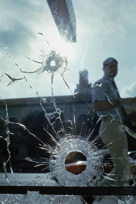 Sniper Shot Shatters