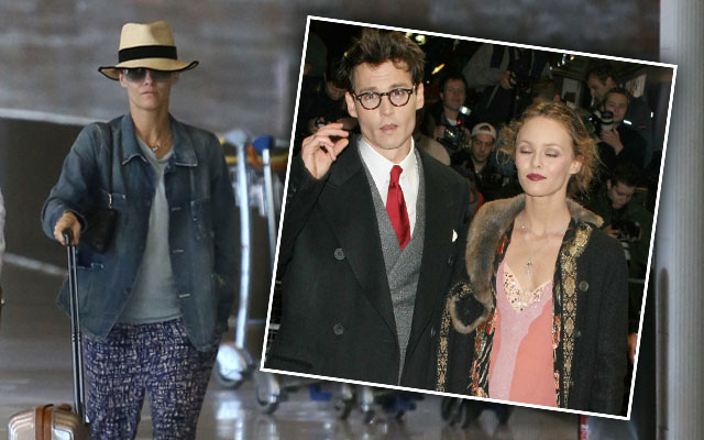 johnny depp divorce vanessa paradis