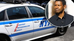 denzel washington aretha franklin arrest