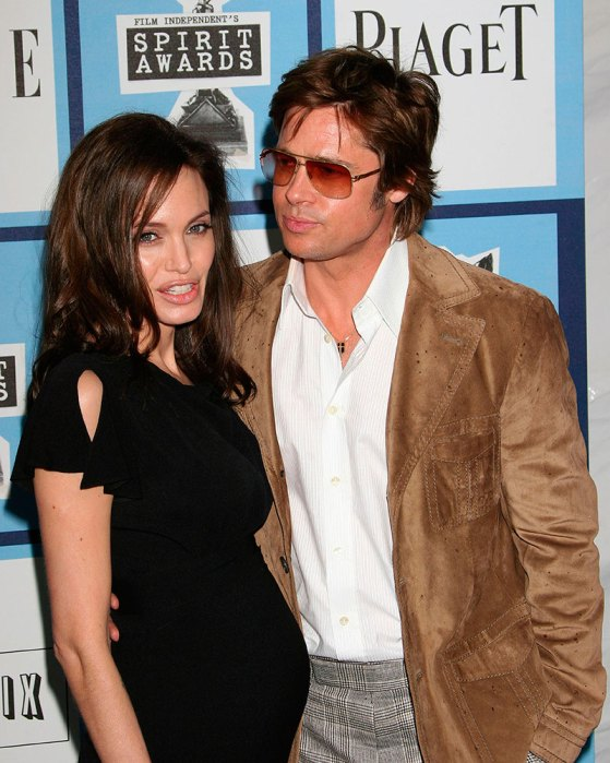 Angelina Files for Divorce