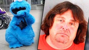 cookie monster costumes aggressive panhandling arrests