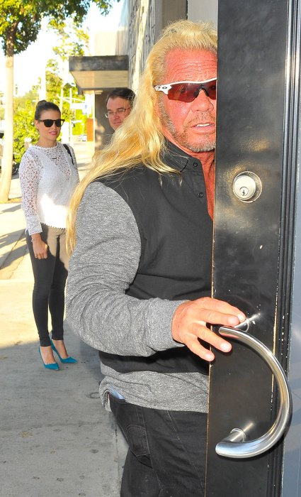 Duane 'Dog' Chapman and Wife Beth Chapman at Craig's for Dinner