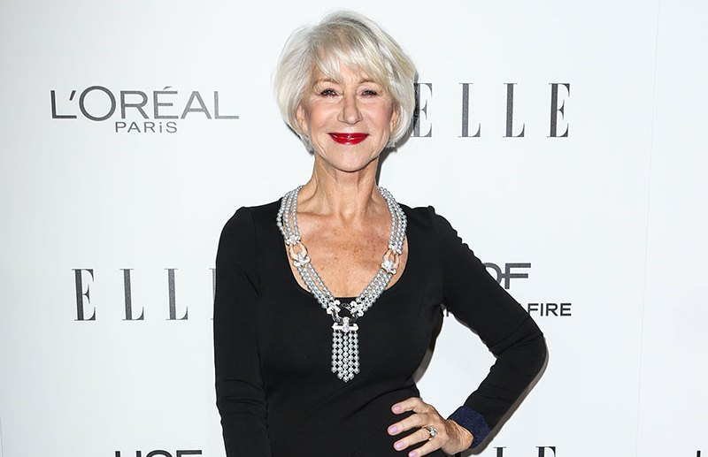 BEVERLY HILLS, LOS ANGELES, CA, USA - OCTOBER 24: Helen Mirren arrives at the 23rd Annual ELLE Women In Hollywood Awards held at the Four Seasons Hotel Los Angeles at Beverly Hills on October 24, 2016 in Beverly Hills, Los Angeles, California, United States. (Photo by Image Press/Splash News)  Pictured: Helen Mirren Ref: SPL1380715  241016   Picture by: Image Press / Splash News  Splash News and Pictures Los Angeles:310-821-2666 New York:212-619-2666 London:870-934-2666 photodesk@splashnews.com