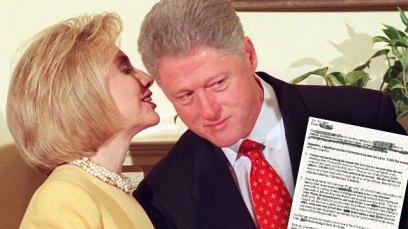 hillary clinton monica lewinsky smear campaign memo national enquirer