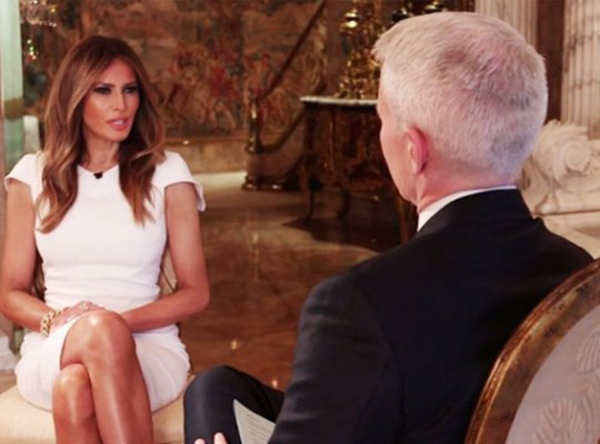 melania-trump-interview-anderson-cooper-campaign-spouse-rejects-pity