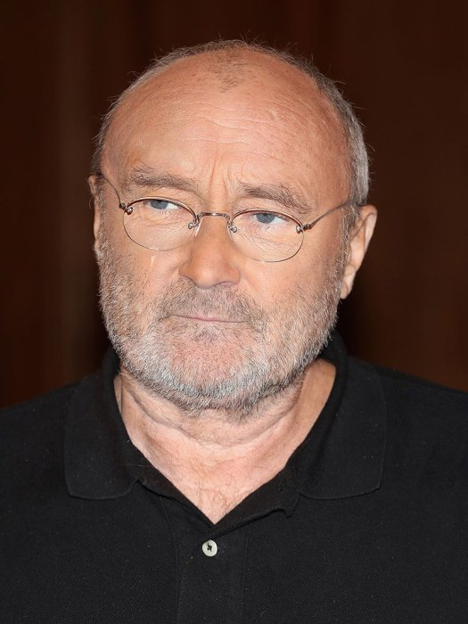 Phil Collins Launches His Autobiography 'Not Dead Yet' – Photocall