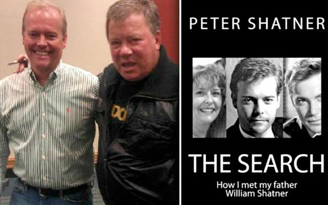william shatner paternity suit peter book