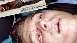 florida face eater crime scene photos austin harrouff