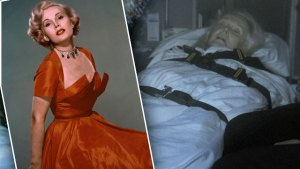 zsa zsa gabor dying husband dead alive