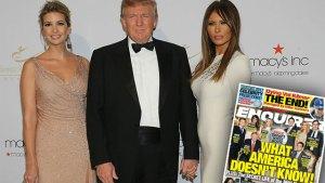 donald trump family scandals secrets