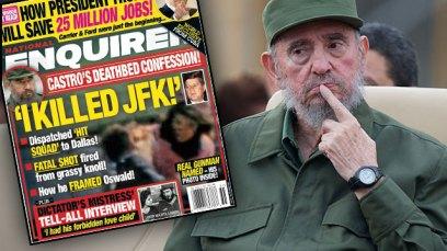 john f kennedy assassination jfk conspiracy fidel castro
