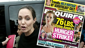 angelina jolie health anorexia fears