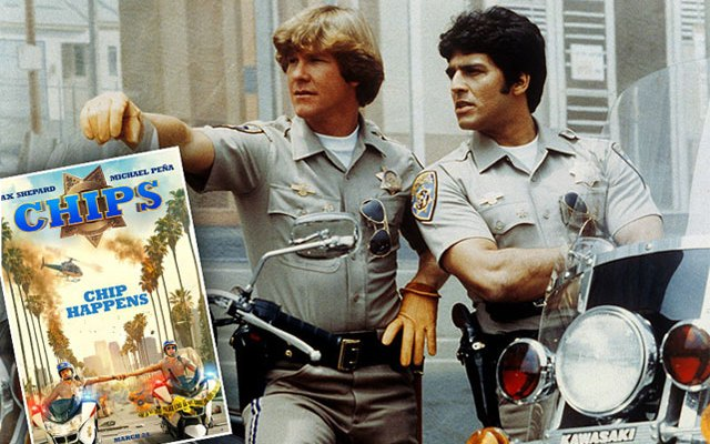 chips movie erik estrada trash