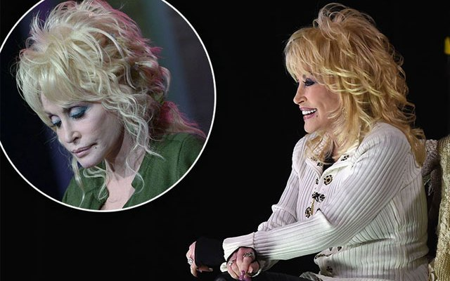 dolly parton depression suicide mental illness