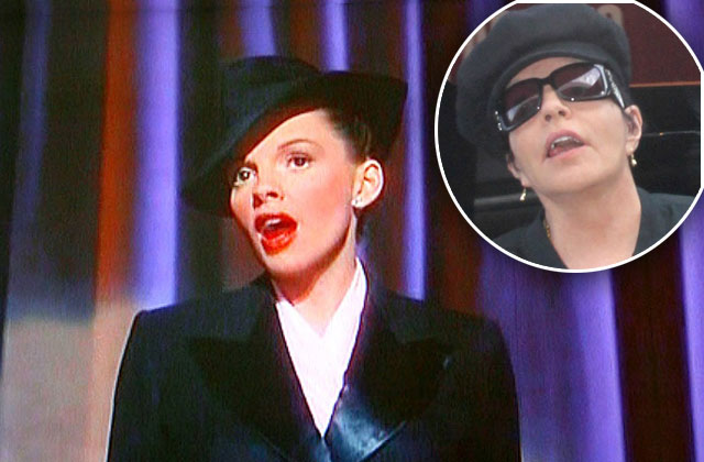 Judy Garland: New Grave To Make Room For Liza Minnelli!