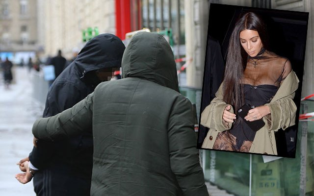 kim kardashian robbery paris suspects arrests