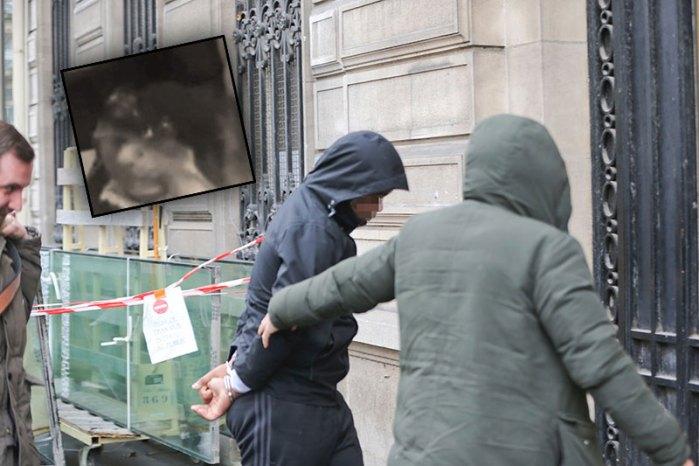 BLURRED Police arrest 16 over Paris robbery of Kim Kardashian