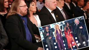 bee gees grammy tribute barry gibb