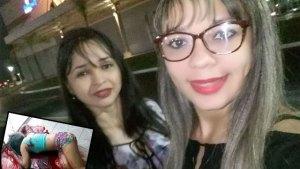 brazil lesbians murder crime scene photos