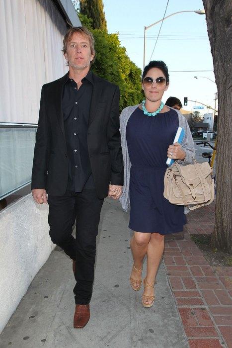 Ricki Lake's ex-husband Christian Evans dies at age 45 **FILE PHOTOS**