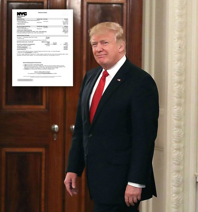 Donald Trump: Real Tax Returns Exposed As IRS Documents