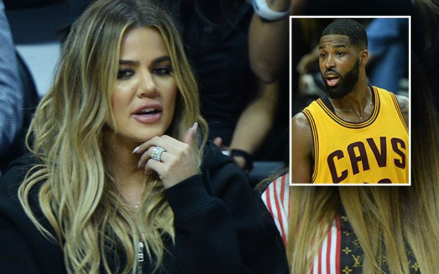 tristan thompson khloe kardashian engaged