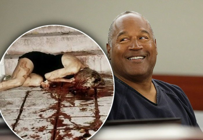 O J Simpson Disgraced Star Up For October 2017 Parole