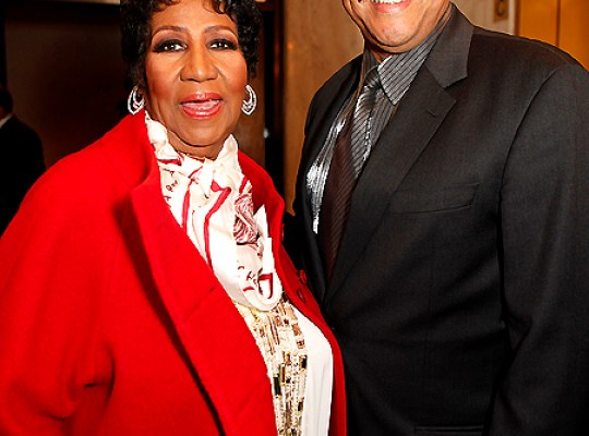 Aretha Franklin, Willie Wilkerson