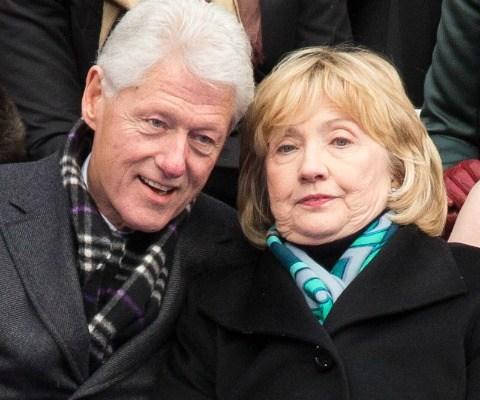 Hillary Clinton Made Bill Take An Aids Test As He Went