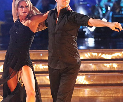 "Candace Cameron-Bure on ""DWTS"""