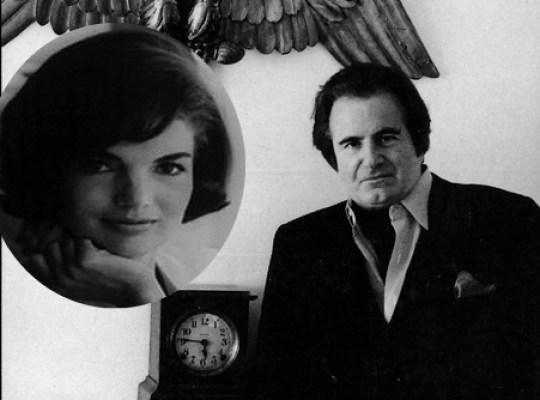 John H. Davis, Jacqueline Bouvier Kennedy