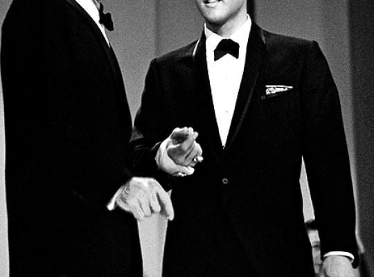 Frank Sinatra, Elvis Presley
