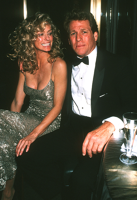 Ryan O Neal Farrah Fawcett Caught Me Cheating National