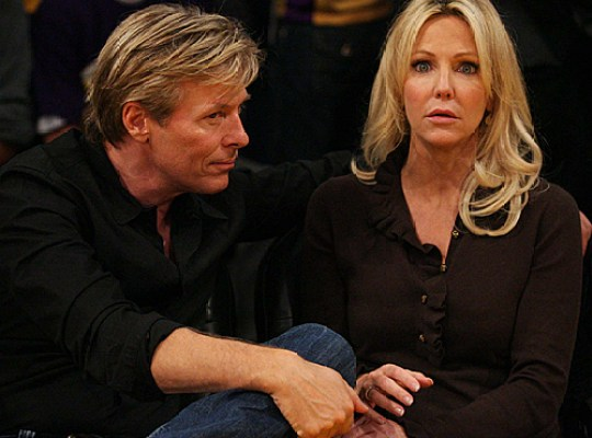 TV beauty HEATHER LOCKLEAR's meltdown was fueled by failing romance with JACK WAGNER that landed her in a psych ward.