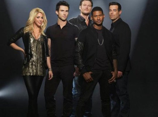 "Cast of ""The Voice"""
