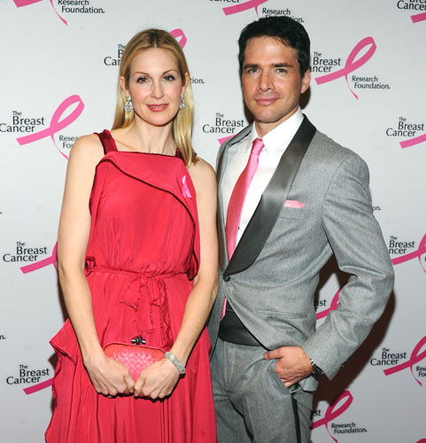 Kelly Rutherford and Matthew Settle