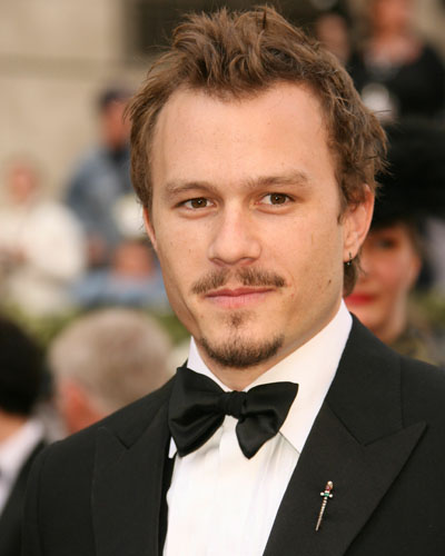 Heath Ledger, 1979 - 2008, Overdose